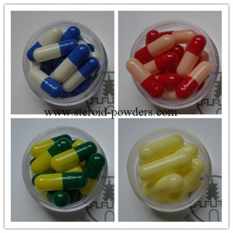 Customized Empty Hard Gelatin Capsule
