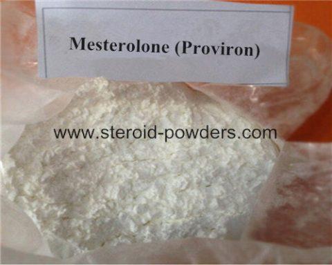 Mesterolone (Proviron)