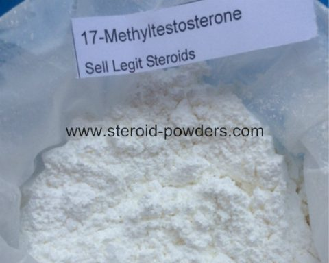 17α-Methyl-1-Testosterone