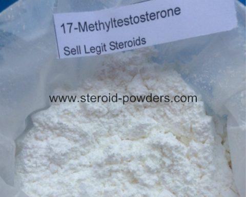 17α-Methyl-1-Testosterone